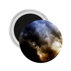 Cloudscape Regular Magnet (round)