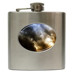 Cloudscape Hip Flask by artposters