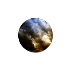 Cloudscape Golf Ball Marker by artposters