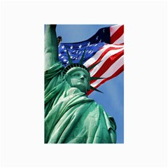 Statue Of Liberty, New York 20  X 24  Unframed Canvas Print by artposters
