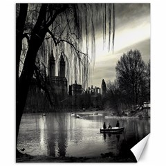 Central Park, New York 8  X 10  Unframed Canvas Print by artposters