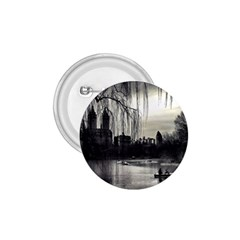 Central Park, New York Small Button (round) by artposters