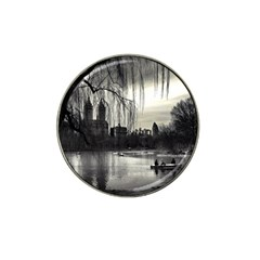 Central Park, New York Golf Ball Marker (for Hat Clip)