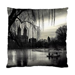 Central Park, New York Twin Sided Cushion Case by artposters