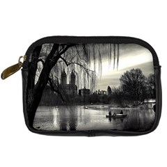 Central Park, New York Compact Camera Case by artposters