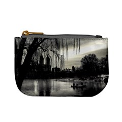 Central Park, New York Coin Change Purse by artposters