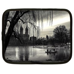 Central Park, New York 13  Netbook Case by artposters