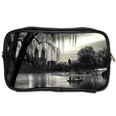 Central Park, New York Twin Sided Personal Care Bag by artposters