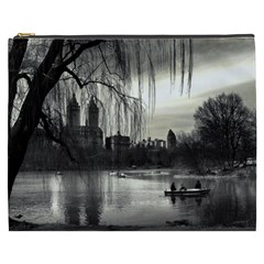 Central Park, New York Cosmetic Bag (xxxl) by artposters
