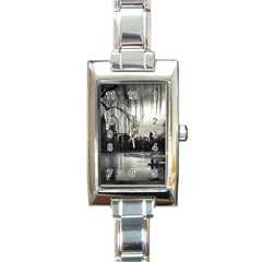 Central Park, New York Classic Elegant Ladies Watch (rectangle) by artposters