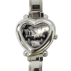Central Park, New York Classic Elegant Ladies Watch (heart) by artposters