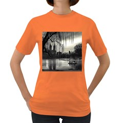 Central Park, New York Dark Colored Womens'' T Shirt