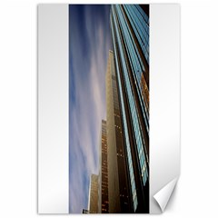 Skyscrapers, New York 20  X 30  Unframed Canvas Print by artposters