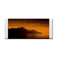 Waterscape, Switzerland Hand Towel by artposters