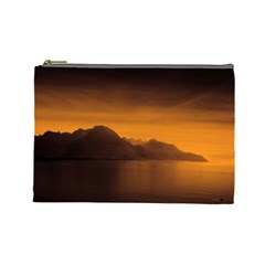 Waterscape, Switzerland Large Makeup Purse by artposters