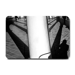 Lines Small Door Mat by artposters