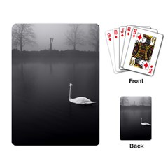 Swan Standard Playing Cards
