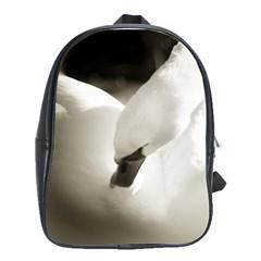 Swan Large School Backpack