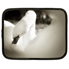 swan 12  Netbook Case by artposters