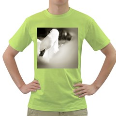 Swan Green Mens  T Shirt by artposters