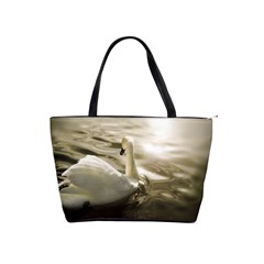 Swan Large Shoulder Bag