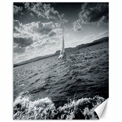 sailing 11  x 14  Unframed Canvas Print by artposters