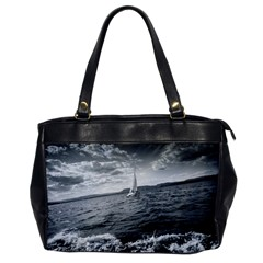 Sailing Single Sided Oversized Handbag