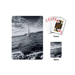 Sailing Playing Cards (mini)