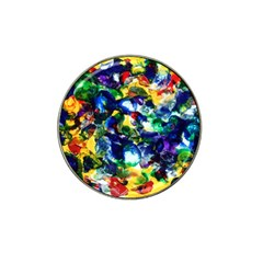 Colors 10 Pack Golf Ball Marker (for Hat Clip)
