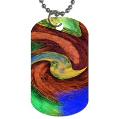 Culture Mix Single Sided Dog Tag