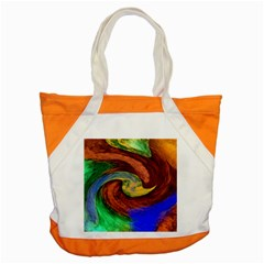 Culture Mix Snap Tote Bag by dawnsebaughinc