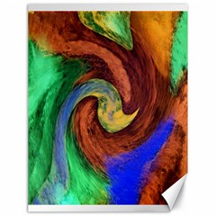 Culture Mix 18  X 24  Unframed Canvas Print