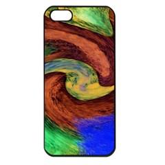 Culture Mix Apple Iphone 5 Seamless Case (black) by dawnsebaughinc