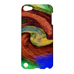 Culture Mix Apple Ipod Touch 5 Hardshell Case by dawnsebaughinc