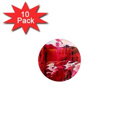 Decisions 10 Pack Mini Magnet (round) by dawnsebaughinc