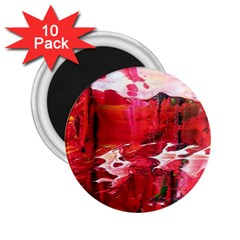 Decisions 10 Pack Regular Magnet (round)