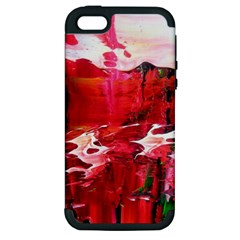 Decisions Apple Iphone 5 Hardshell Case (pc+silicone) by dawnsebaughinc