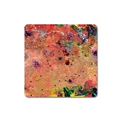 Diversity Large Sticker Magnet (square) by dawnsebaughinc