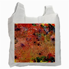 Diversity Single Sided Reusable Shopping Bag by dawnsebaughinc