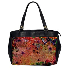 Diversity Single Sided Oversized Handbag by dawnsebaughinc