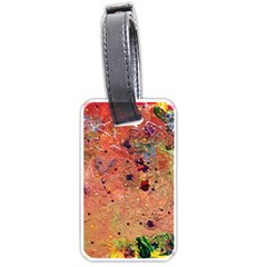 Diversity Twin Sided Luggage Tag by dawnsebaughinc