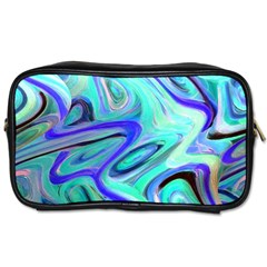Easy Listening Twin Sided Personal Care Bag by dawnsebaughinc