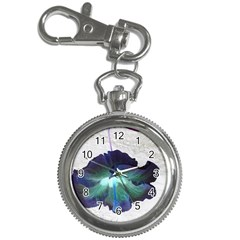 Exotic Hybiscus   Key Chain & Watch by dawnsebaughinc