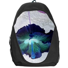 Exotic Hybiscus   Backpack Bag