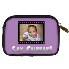 Camera Bag Template By Angeye   Digital Camera Leather Case   Za3s4e3alc2a   Www Artscow Com Back