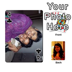Sonal Gift By Sonal Kothari   Playing Cards 54 Designs   Nqz6l77gl895   Www Artscow Com Front - Club4