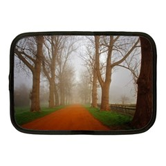 Foggy Morning, Oxford 10  Netbook Case by artposters