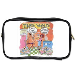 Thong World Single Sided Personal Care Bag by mikestoons