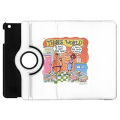Thong World Apple Ipad Mini Flip 360 Case by mikestoons
