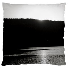 Waterscape, Oslo Large Cushion Case (one Side) by artposters